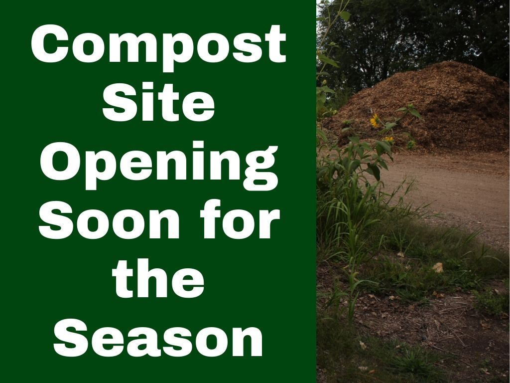 Compost Opening Soon