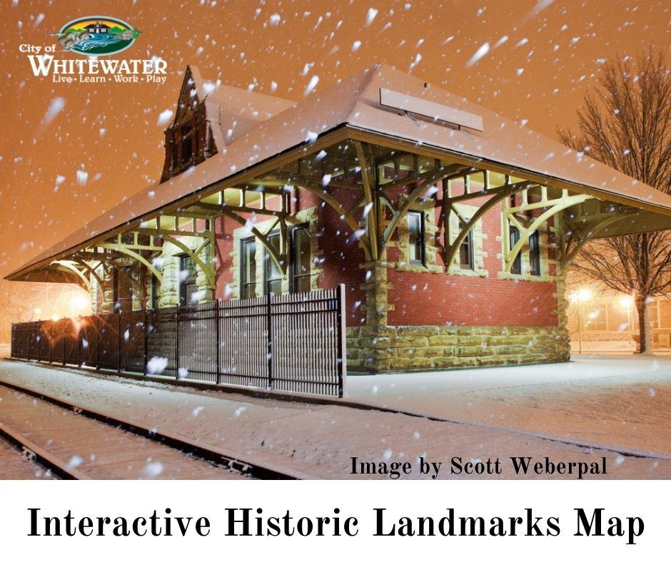 Interactive Historic Landmarks Map