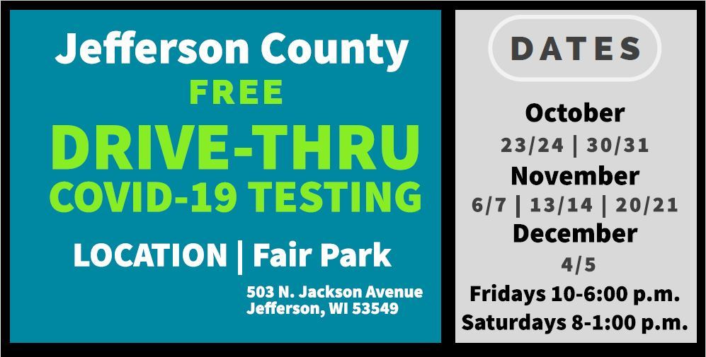 Jefferson County COVID Testing